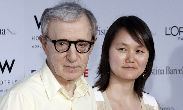 Poor Soon-YI... This Creepy Woody Allen...