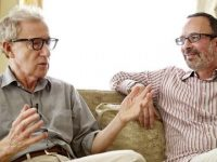 Woody Allen and Robert Weide