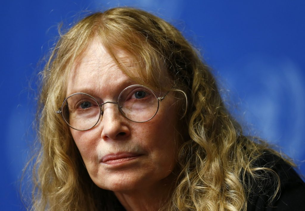 Mia Farrow: 40 Undeniable facts about her family and Woody Allen