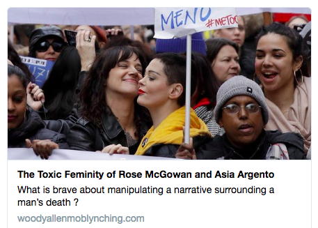 Argento and McGowan - Toxic feminity - Screenshot