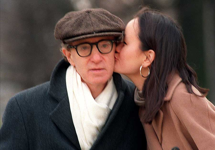 Soon-Yi interview (1992) about Woody Allen and Mia Farrow