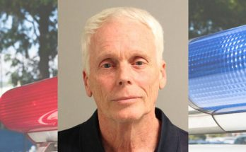 John Charles Villers Farrow, Mia Farrow's brother, was sentenced Monday to 25 years in prison, with 15 years suspended.