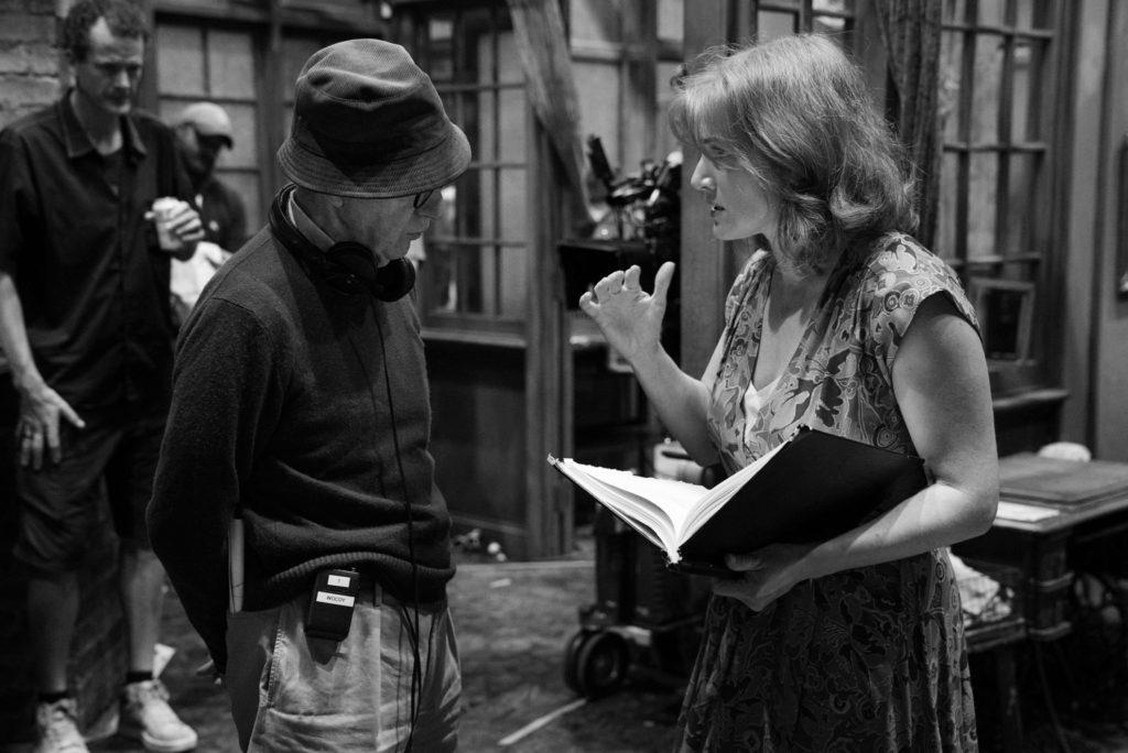 Woody Allen, Kate Winslet - Wonder Wheel