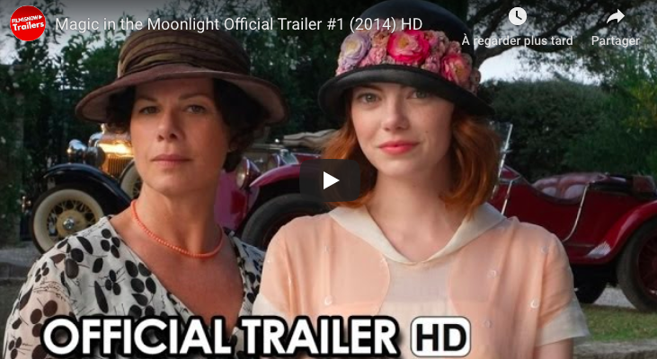 Magic in the Moonlight - Trailer