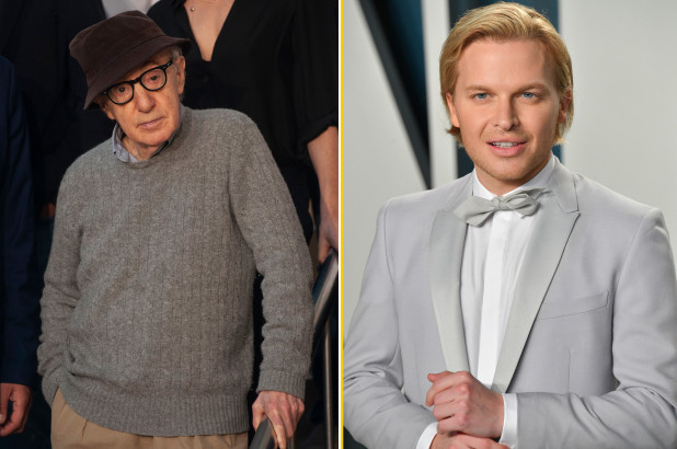 #RealRonanFarrow: Silencing Woody Allen is an Abuse of Power