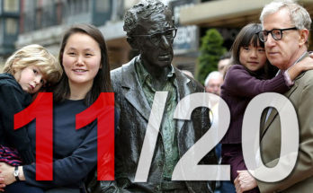 Woody Allen : Fact 11/20