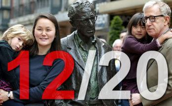 Woody Allen : Fact 12/20
