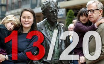 Woody Allen : Fact 13/20