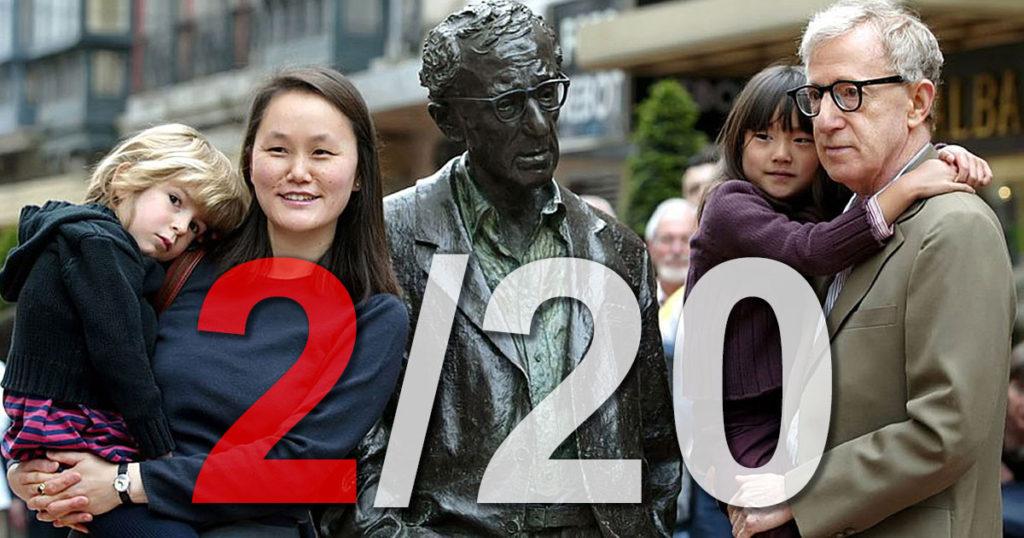 Woody Allen : fact 2/20