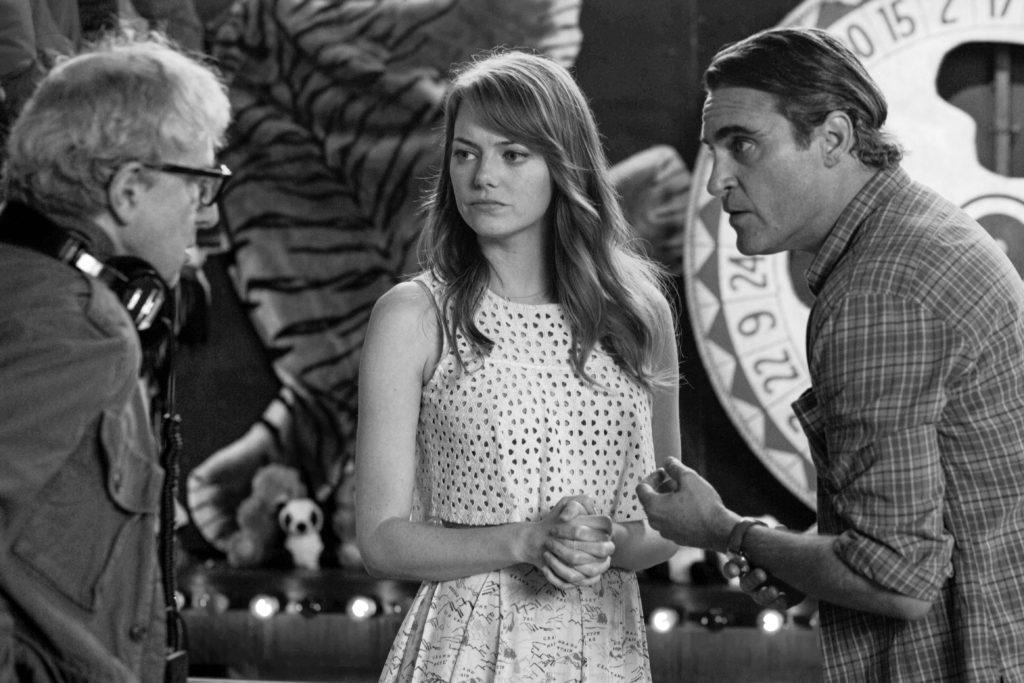 Woody Allen, Emma Stone, Joachin Phoenix - An Irrational Man