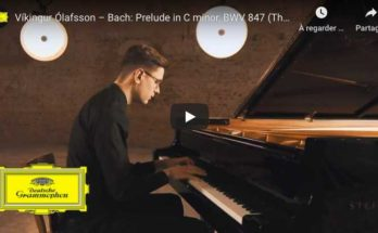 "J.S. Bach's Prelude No 2 in C Minor from The Well-Tempered Clavier Book I was used by Woody Allen in his movie ""An Irrational Man""."