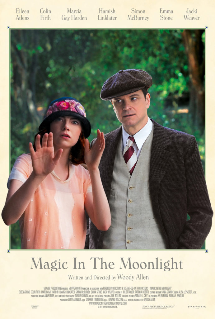Magic in the Moonlight - Poster