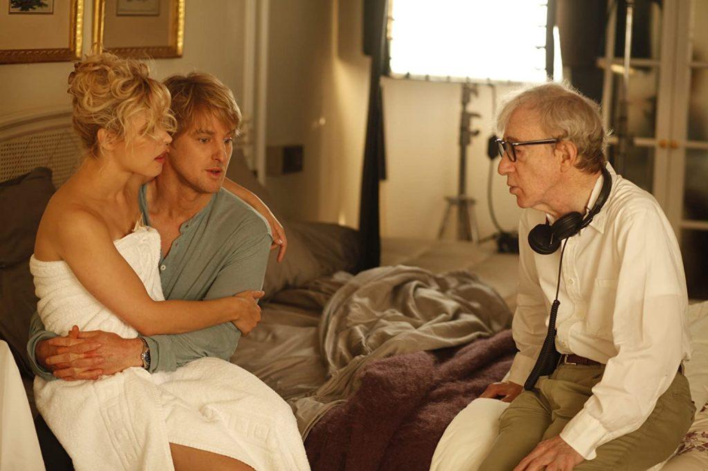 Rachel McAdams, Owen Wilson, Woody Allen - Midnight in Paris