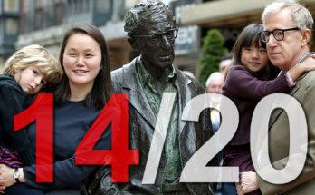 Woody Allen : Fact 14/20