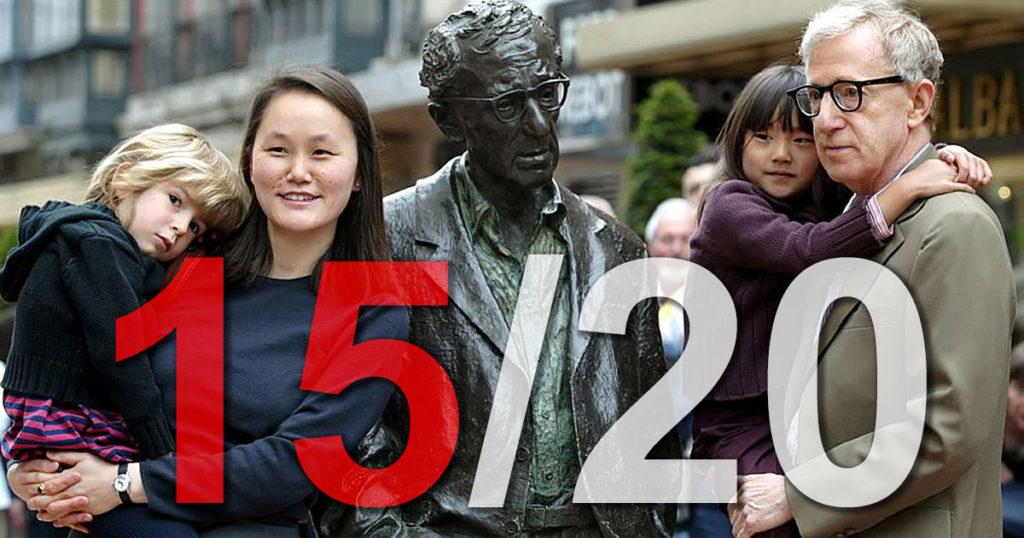 Woody Allen : Fact 15/20