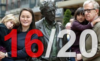 Woody Allen : Fact 16/20