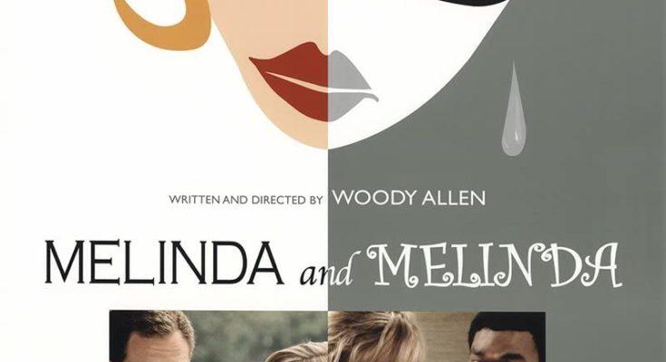 Melinda and Melinda Poster - Woody Allen
