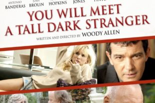 You Will Meet a Tall Dark Stranger - Woody Allen