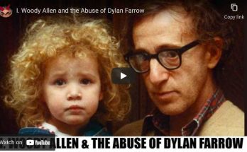 Woody Allen and the abuse of Dylan Farrow