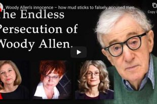 The Endless Persecution of Woody Allen
